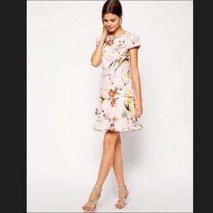 Ted Baker Botanical Bloom Top & Skirt